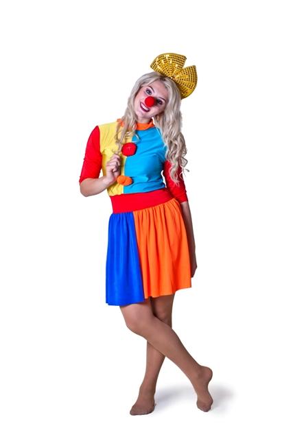 аниматор клоунесса в кемерово